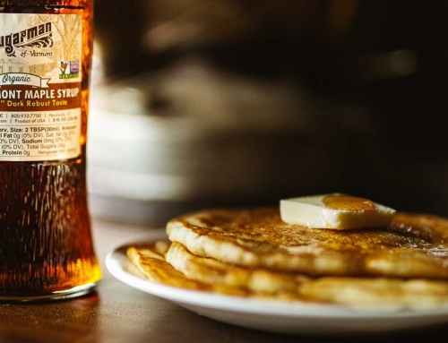 Making Breakfast Special – Maple Syrup at Your Table