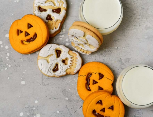 Halloween Treats Made with Maple Syrup