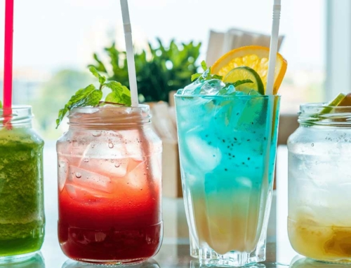 Summer Spritzers to Cool You Down
