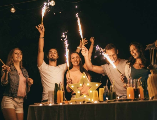 Outdoor Party Ideas Perfect for Summertime